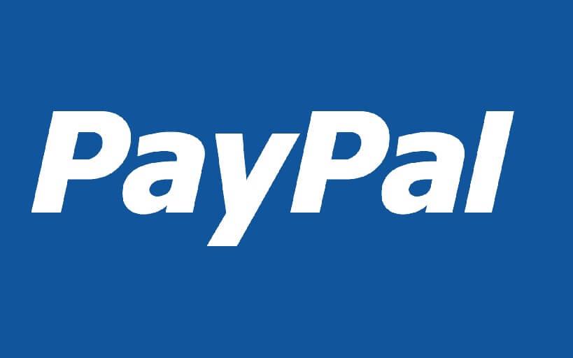 Icon zur Bezahlung mit PayPal