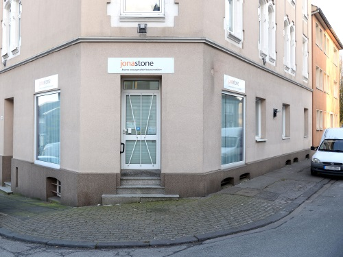 Showroom Wuppertal de l'extérieur